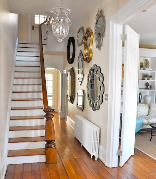 Before and After: A Victorian Staircase Gets a Facelift - GoodHousekeeping.com