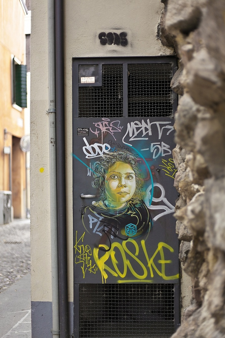 graffiti in Padova