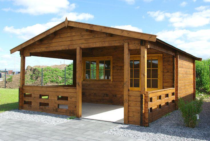 Pin von steda GmbH & Co. KG auf Gartenhäuser (mit Bildern