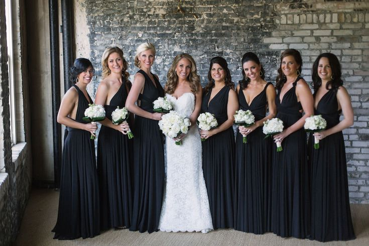 17 best images about wedding party on pinterest for Wedding dress shops in tampa fl