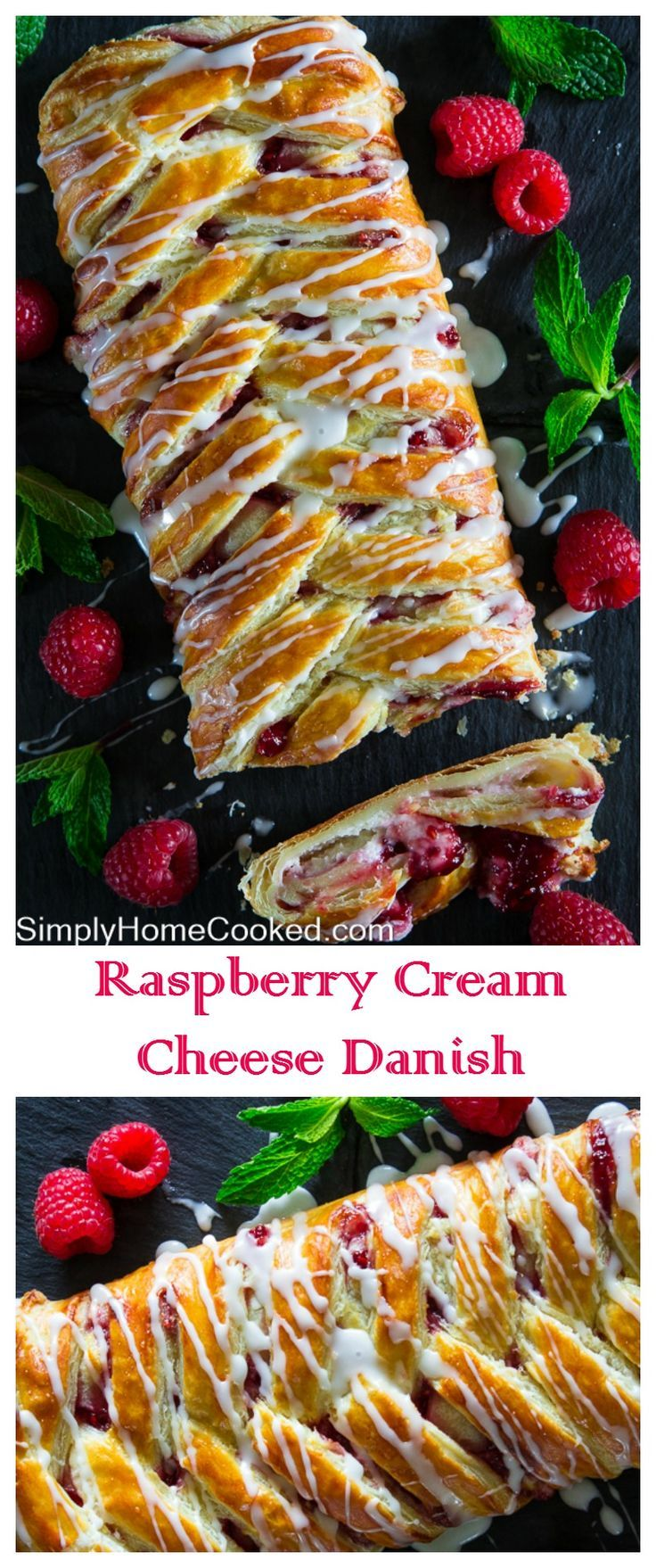 The most effortless yet delicious Danish pastry you'll ever come by!