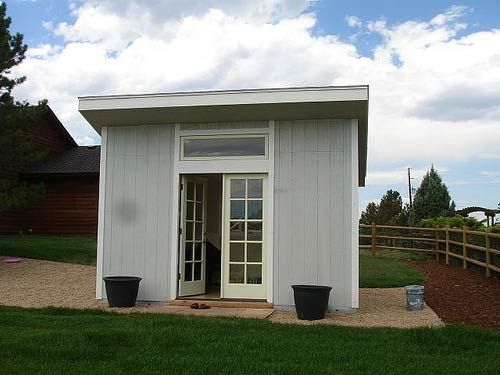 21 best sheds images on Pinterest Sheds Backyard ideas and
