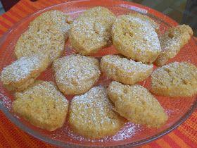Cavoli a Merenda: Biscotti di mais (senza: glutine, uova, lattosio)
