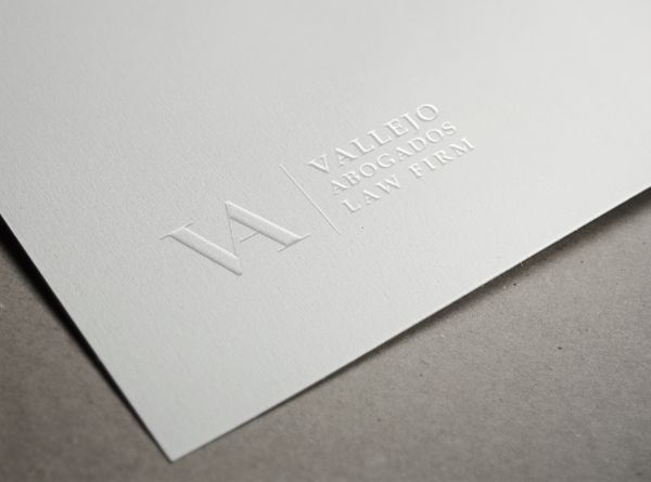 Vallejo Abogados Law Firm on Behance