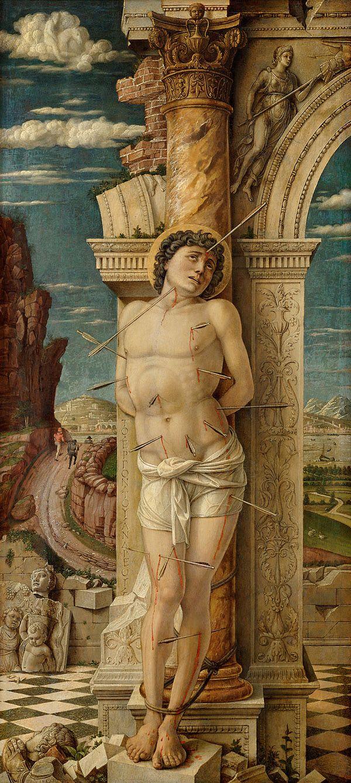Andrea Mantegna 089b - Andrea Mantegna - Wikipedia, la enciclopedia libre