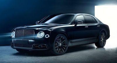 Bentley Mulliner gefertigt diese maßgeschneiderte Mulsanne Geschwindigkeit für Watch Customizer Bentley Bentley Mulsanne