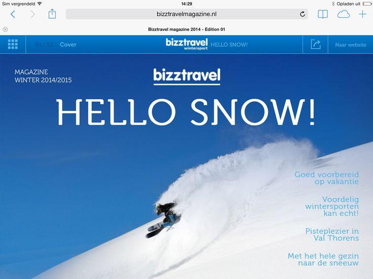 Bizztravel - Digital Magazine