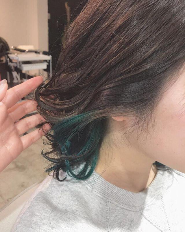 高橋智恵美さんはinstagramを利用しています ブルーグリーン 青緑