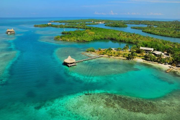 Tintipan Island, San Bernardo Archipelago - Colombia