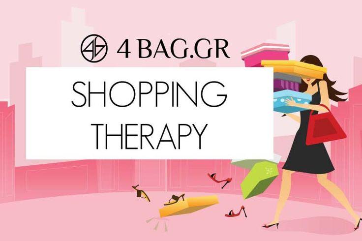 Πως να κάνετε σωστό Shopping Therapy από το ίντερνετ