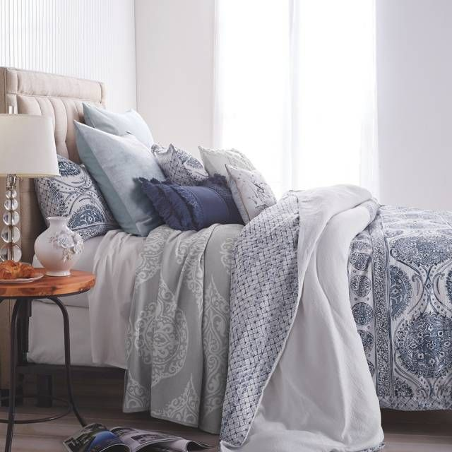 Peri Home Matelassé Medallion Duvet Cover Set - Bed Bath & Beyond