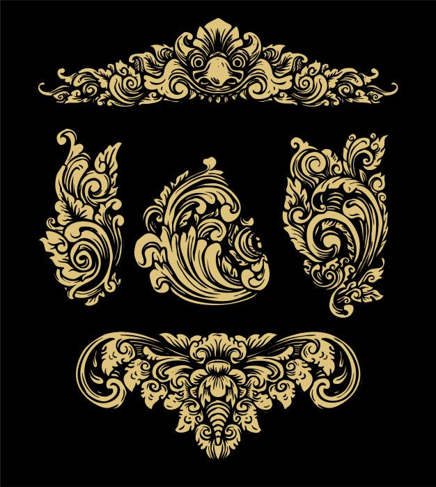 unique floral ornament in 2020 typography art gothic lettering indonesian art unique floral ornament in 2020