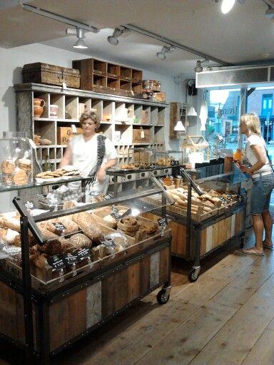 Bakkerij in Bergen