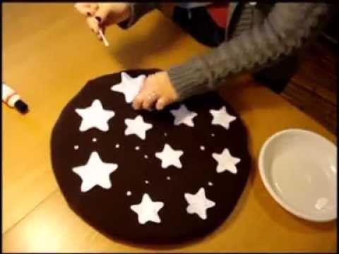 Come fare cuscino Pan di Stelle - Video Tutorial
