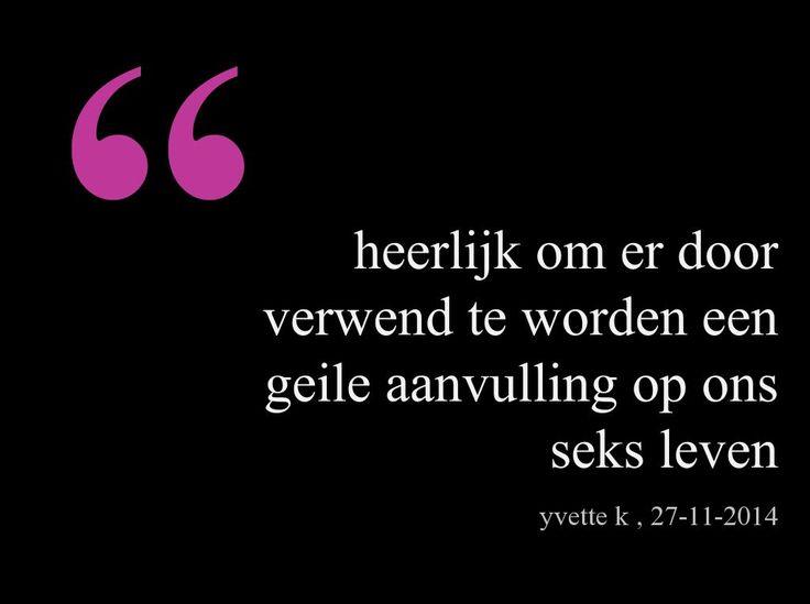 """""""heerlijk om er door verwend te worden een geile aanvulling op ons seks leven"""" - Yvette k, 27-11-2014, Dutch owner of #EuropeMagicWand wand massager. #10outof10 stars for @EuropeMagicWand. Get more info at www.europemagicwand.nl"""