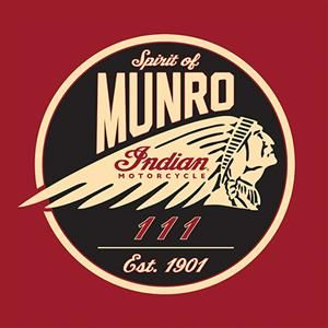 "Indian Motorcycle Showcases New Engine With Custom-Built ""SPIRIT Of Munro"" Streamliner"