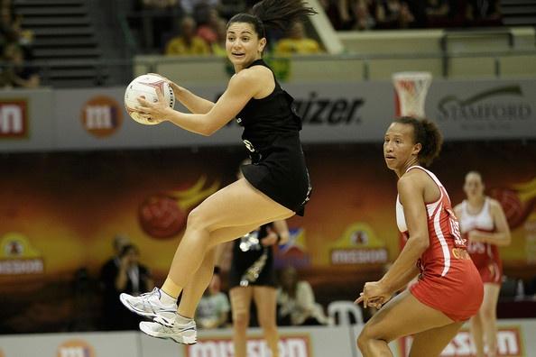Netball! Love it!