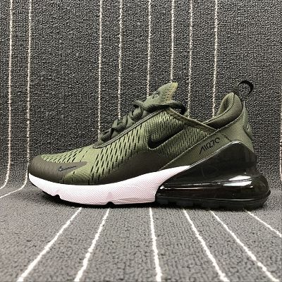 4c967901d9b3 Nike Air Max 270 Latest Styles Running Shoes 2018 Flyknit Green White AH8050 -300