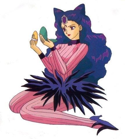 Sailor Moon Villain, Koan/Catzi; favorite ayakashi sister <3