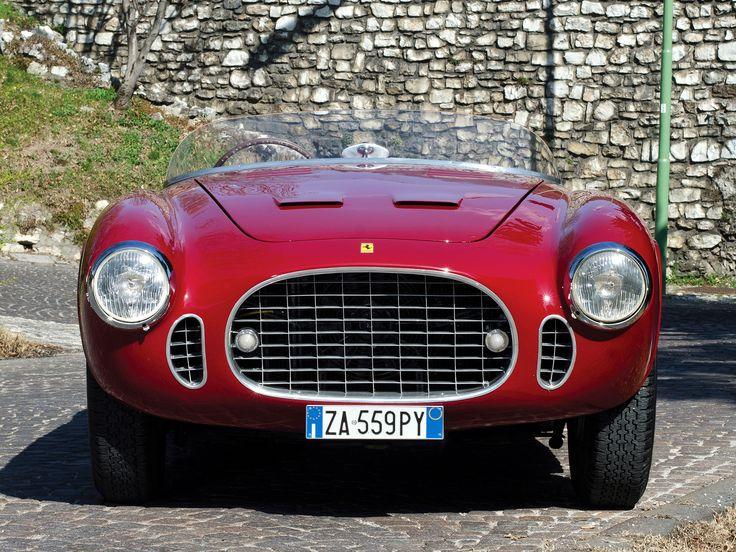 Ferrari 225s Spyder