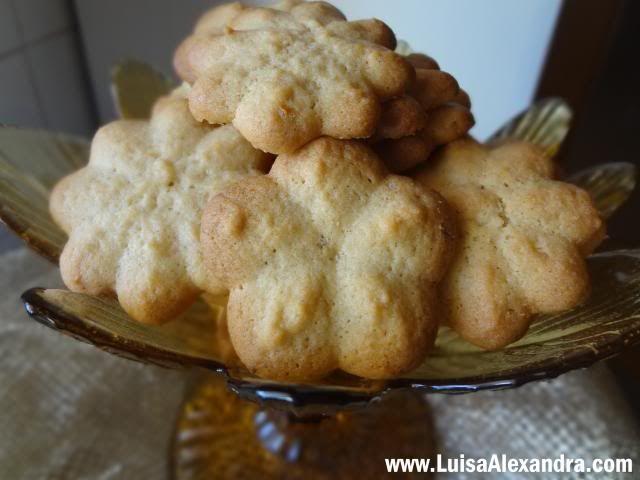Luisa Alexandra: Biscoitos Caseiros de Limão • DISPÁRA-BISCOITOS