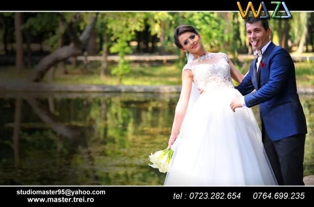 Pret 1 RON - FilmMaking wedding (filmare avansata nunta) cu Dsrl 2015 si obiective dedicate VDSLR.  Fotograf profesionist pentru nunti- canon 5DM3 si obiective 1,4/1,2....