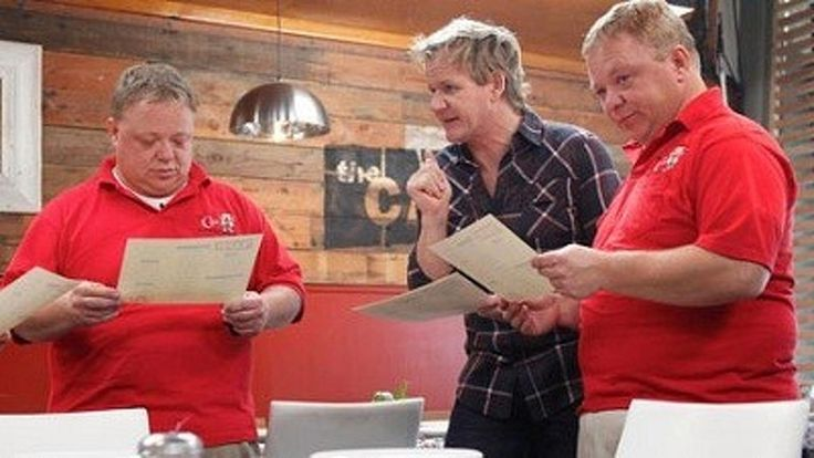 Capri Appeared On Kitchen Nightmares A Restaurant Makeover