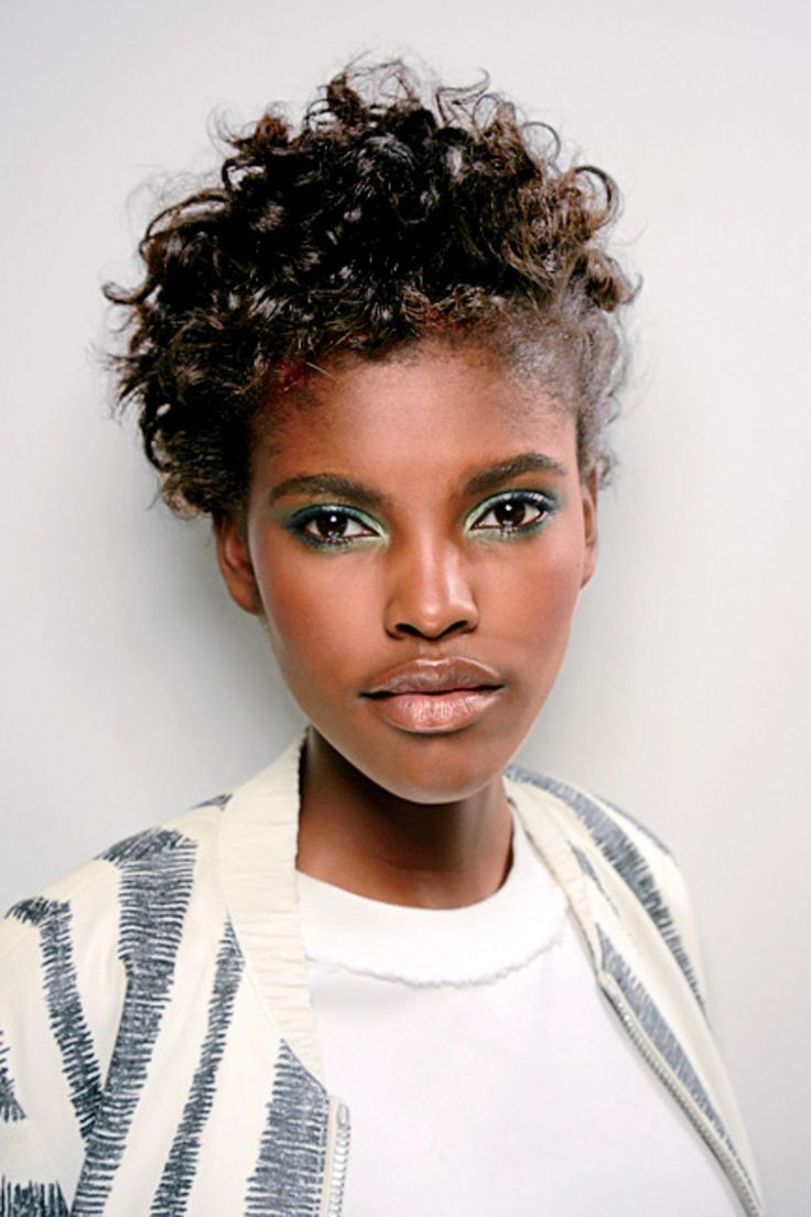 Sensational 1000 Images About Natural Hairstyles On Pinterest Short Hairstyles Gunalazisus