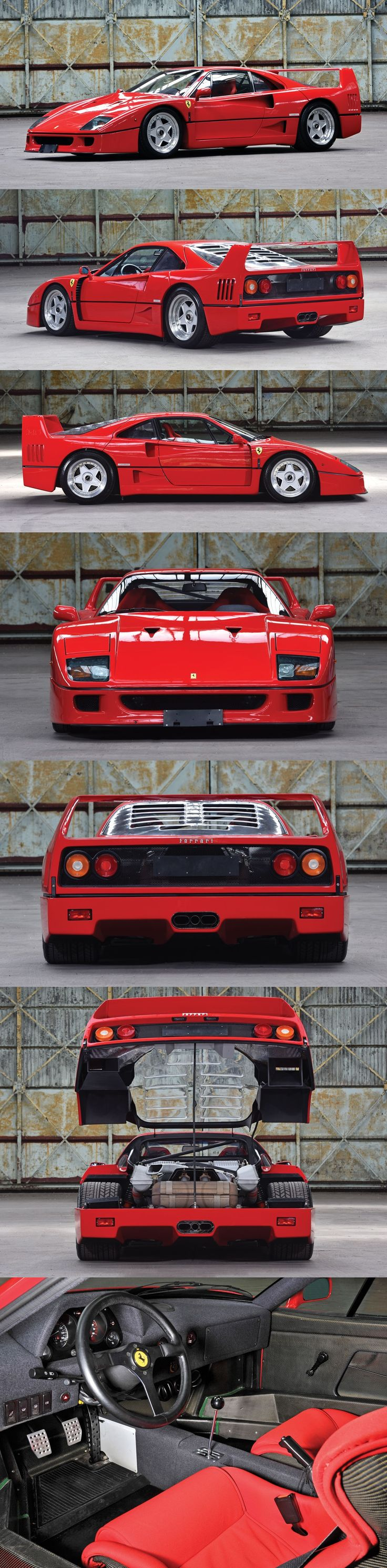 best 20 ferrari f40 ideas on pinterest ferrari driving. Black Bedroom Furniture Sets. Home Design Ideas