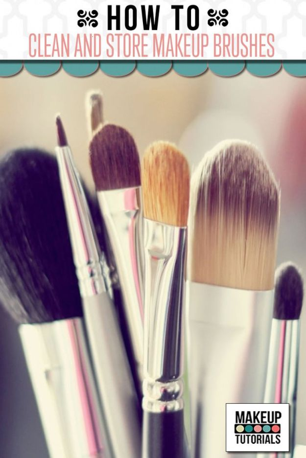 120 best makeup brushes images on pinterest. Black Bedroom Furniture Sets. Home Design Ideas