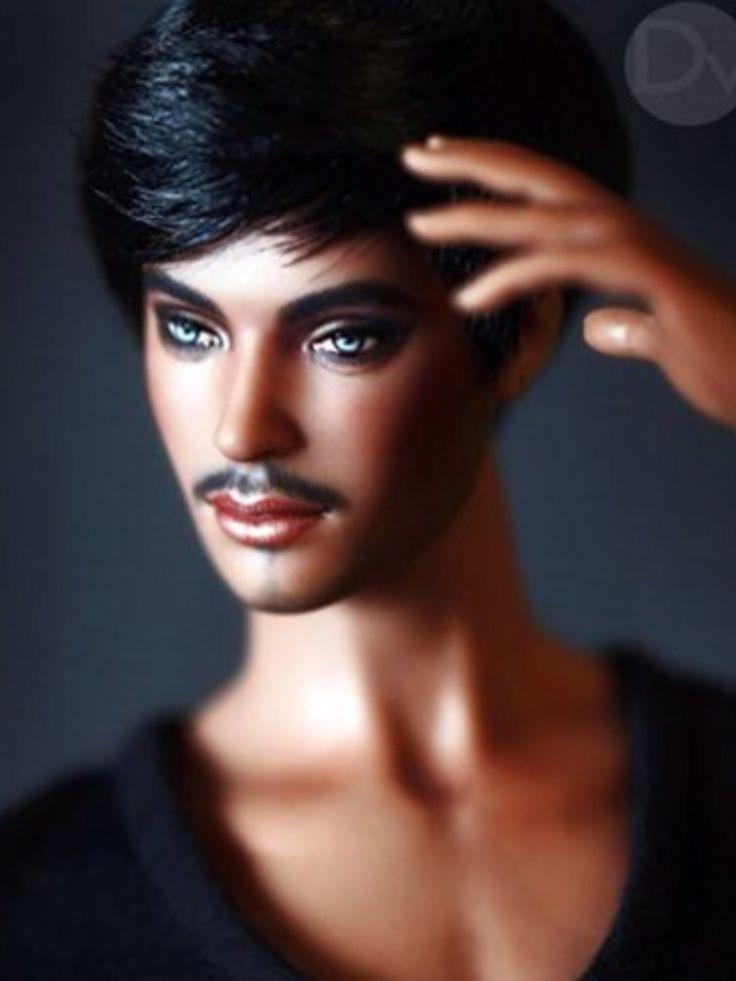 Spanish Boy On Tumblr: OOAK Male Fashion Royalty Doll. Spanish Pretty Boy