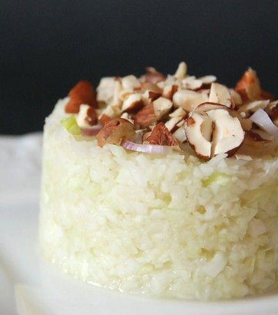Salade de chou rave, gingembre, noisettes | Cuisine plurielle  <3