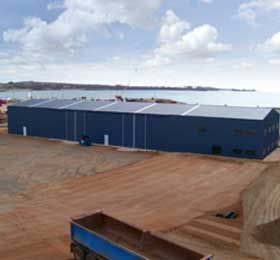 Zuppa Engineering has the solution for large industrial sheds, warehouses, rural buildings and Commercial Shed Builders in South Australia. Sheds are well designed by hot rolled beams or cold form channel and also pre cast concrete panels, ensuring you get the best quality sheds for your commercial or rural site. We will work very hard to ensure you are satisfied with the design and cost offering our advice on all aspects of you project.