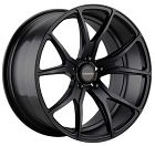 "20""22"" Varro Wheels Rims VD01 Black Staggered for Mercedes"