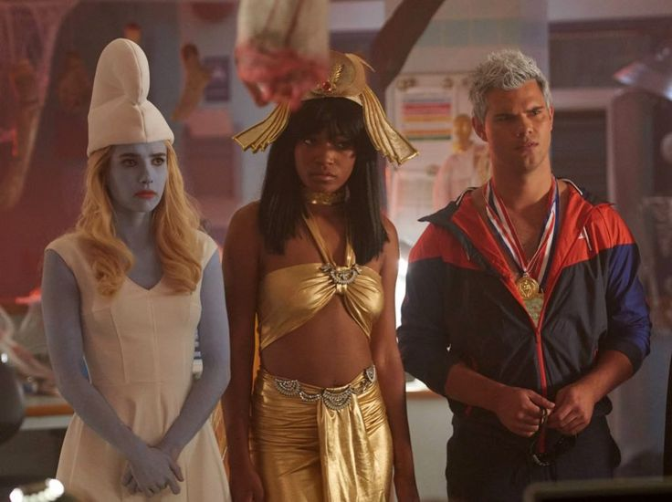 SCREAM QUEENS Season 2 Episode 4 Photos Halloween Blues