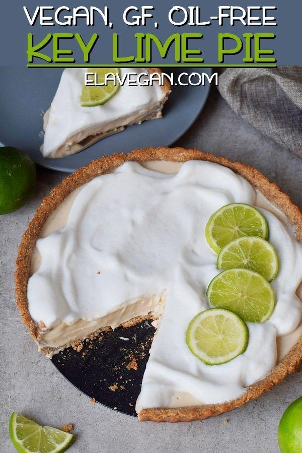 Vegan Key Lime Pie Vegan Key Lime Vegan Key Lime Pie Vegan Dessert Recipes