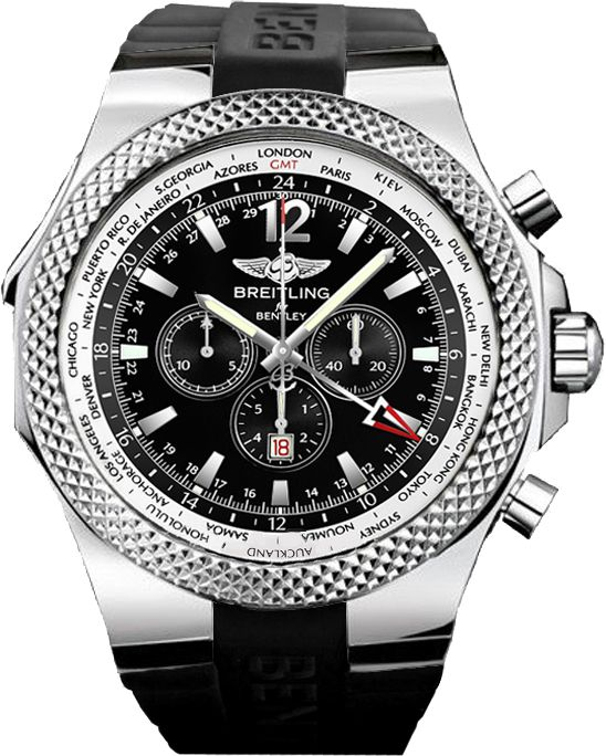 "Breitling Bentley GMT A4736212/B919-222S: ""A4736212/B919-222S NEW BREITLING BENTLEY GMT MEN'S WATCH FOR SALEIN… #Watches #Watch #LuxuryWatch"