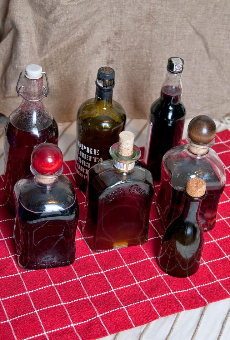 Wino i kuchnia: Nalewki na zakończenie roku