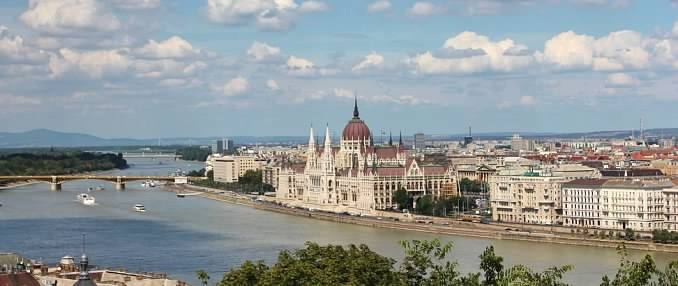 Jenny's Life In Pictures - Budapest