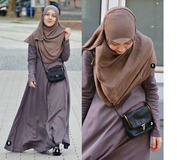 Hijab Shar'i/Syar'i