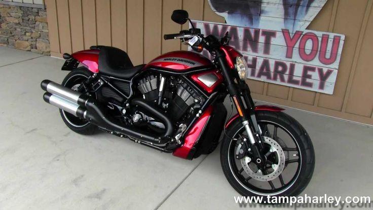 New 2013 Harley Davidson Vrscdx Night Rod Special