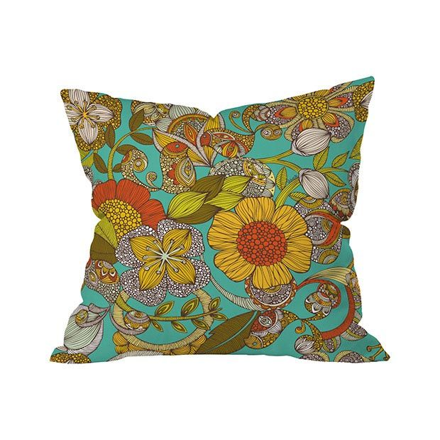 Give your outdoor blooms a run for their money. The Wisdom Garden Throw Pillow offers year-round glimpses of a truly magical combination of colors and flora. This comfy pillow is also waterproof and mi...  Find the Wisdom Garden Outdoor Throw Pillow, as seen in the Outdoor Pillow Sale  Collection at http://dotandbo.com/collections/outdoor-pillow-sale-2016?utm_source=pinterest&utm_medium=organic&db_sku=105596