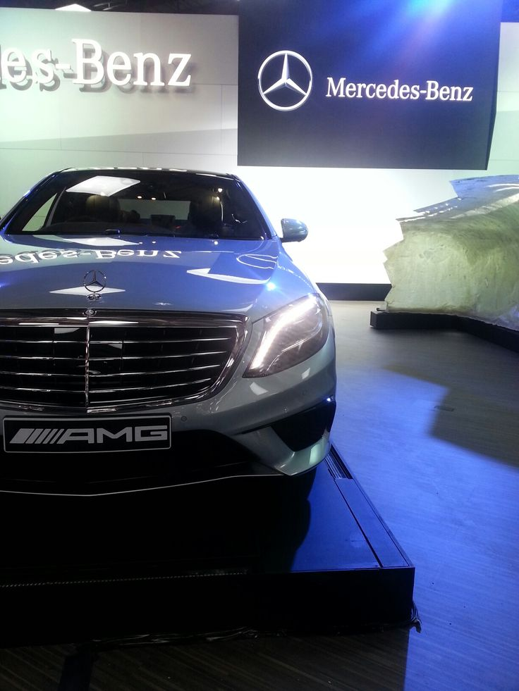 Mercedes-Benz S-Class at JIMS 2013