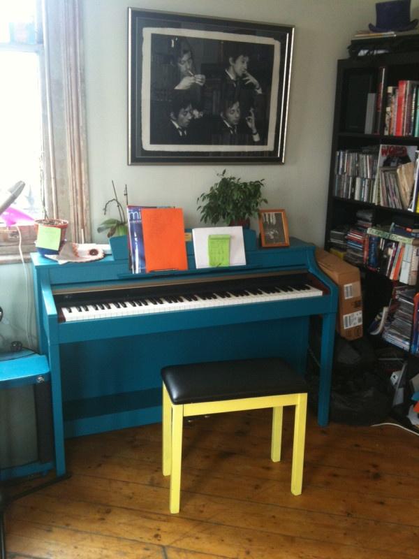 lliana bird's blue piano.
