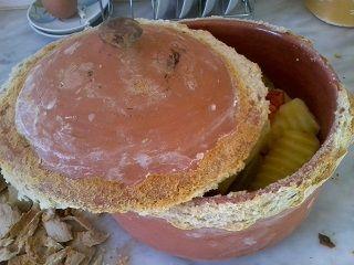 agneau à la gargoulette - Plat - recette tunisienne chahiatayba.com