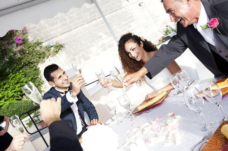 #wedding meal & #celebrations