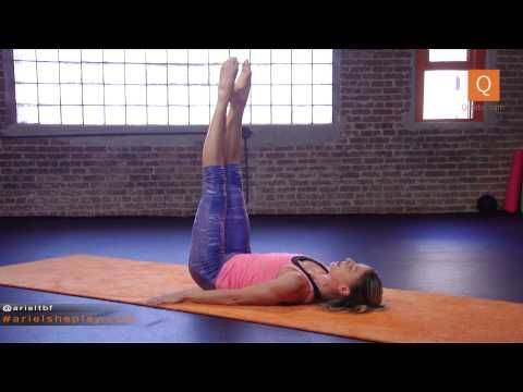Sadie Lincoln - Barre 3 - Total Body Lift Workout - YouTube