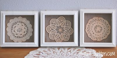 some day, maybe, so pretty. could work with crocheted pot holders, too.