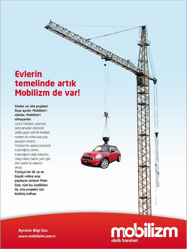 Mobilizm ile işe temelden giriyoruz...
