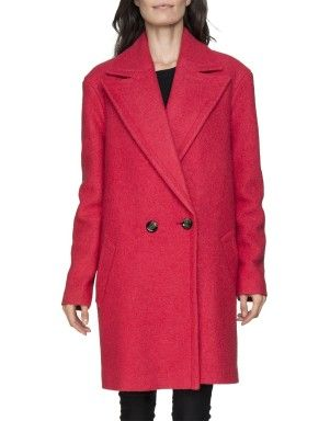 something to keep her warm.Oversized Wool Blend Coat | Woolworths.co.za